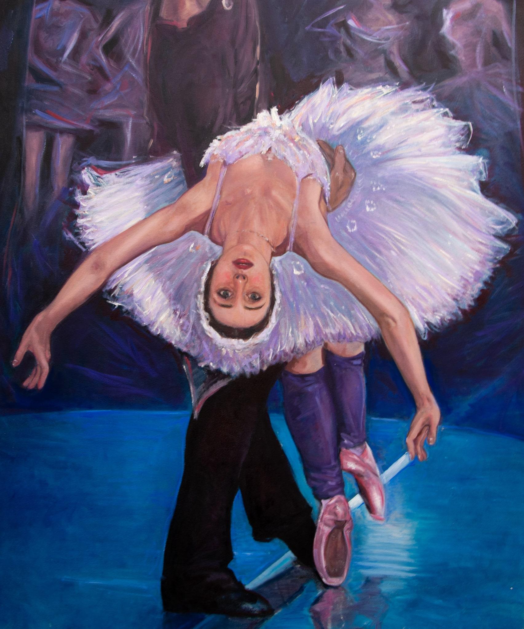 Ballerina's debut